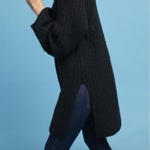 Anthropologie Sweaters - Hooded Pullover Sweater